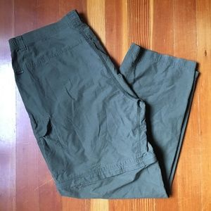 Columbia Omni-Wick Convertible Pants XXL 32